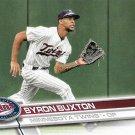 Byron Buxton 2017 Topps #227 Minnesota Twins Baseball Card