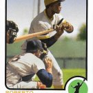 Roberto Clemente 2017 Topps Rediscover Topps #RT-5 Pittsburgh Pirates Baseball Card