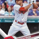 Coco Crisp 2017 Topps #281 Cleveland Indians Baseball Card