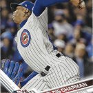 Aroldis Chapman 2017 Topps #39 Chicago Cubs Baseball Card