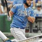 Kendrys Morales 2017 Topps #205 Kansas City Royals Baseball Card