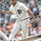 Francisco Rodriguez 2017 Topps #105 Detroit Tigers Baseball Card