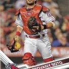 Geovany Soto 2017 Topps #232 Los Angeles Angels Baseball Card