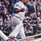 Pedro Strop 2017 Topps #303 Chicago Cubs Baseball Card