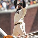 Johnny Cueto 2017 Topps #199 San Francisco Giants Baseball Card