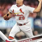 Zach Duke 2017 Topps #307 St. Louis Cardinals Baseball Card