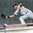 Robbie Grossman 2017 Topps #313 Minnesota Twins Baseball Card