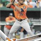 Teoscar Hernandez 2017 Topps Rookie #67 Houston Astros Baseball Card