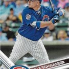 Kyle Schwarber 2017 Topps #73 Chicago Cubs Baseball Card