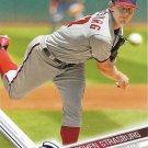 Stephen Strasburg 2017 Topps #380 Washington Nationals Baseball Card