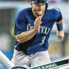 Mike Zunino 2017 Topps #343 Seattle Mariners Baseball Card