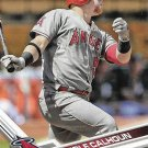 Kole Calhoun 2017 Topps #294 Los Angeles Angels Baseball Card
