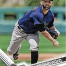 Tyler Chatwood 2017 Topps #311 Colorado Rockies Baseball Card
