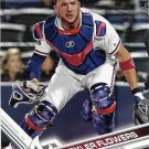Tyler Flowers 2017 Topps #282 Atlanta Braves Baseball Card