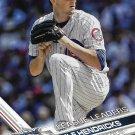Kyle Hendricks 2017 Topps #113 Chicago Cubs Baseball Card