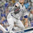 Jon Lester 2017 Topps #144 Chicago Cubs Baseball Card