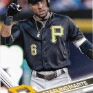 Starling Marte 2017 Topps #58 Pittsburgh Pirates Baseball Card