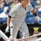 Gary Sanchez 2017 Topps #7 New York Yankees Baseball Card