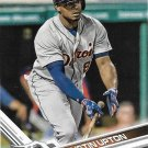 Justin Upton 2017 Topps #207 Detroit Tigers Baseball Card