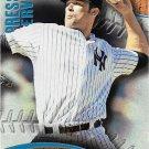 Garrett Jones 2016 Topps Pressed Into Service #PIS-8 New York Yankees Baseball Card