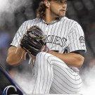 Tommy Kahnle 2016 Topps #245 Colorado Rockies Baseball Card
