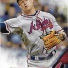 Gordon Beckham 2016 Topps #456 Atlanta Braves Baseball Card