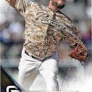 Joaquin Benoit 2016 Topps #163 San Diego Padres Baseball Card
