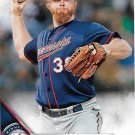 Blaine Boyer 2016 Topps #235 Minnesota Twins Baseball Card