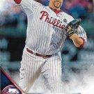 Aaron Harang 2016 Topps #115 Philadelphia Phillies Baseball Card