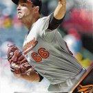 T.J. McFarland 2016 Topps #526 Baltimore Orioles Baseball Card