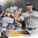 Tyson Ross 2016 Topps #354 San Diego Padres Baseball Card