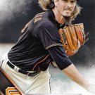Jeff Samardzija 2016 Topps #604 San Francisco Giants Baseball Card