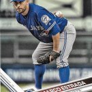 Marco Estrada 2017 Topps #29 Toronto Blue Jays Baseball Card