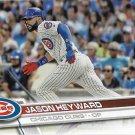 Jason Heyward 2017 Topps #223 Chicago Cubs Baseball Card