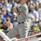 Corey Seager 2017 Topps #5 Los Angeles Ddogers Baseball Card