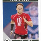 Greg McElroy 2011 Score Rookie #338 New York Jets Football Card