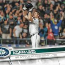 Adam Lind 2017 Topps #328 Seattle Mariners Baseball Card