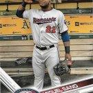Miguel Sano 2017 Topps #126 Minnesota Twins Baseball Card