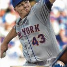 Addison Reed 2016 Topps Update #US170 New York Mets Baseball Card