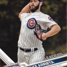 Jake Arrieta 2017 Topps #270 Chicago Cubs Baseball Card