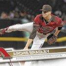 Archie Bradley 2017 Topps #116 Arizona Diamondbacks Baseball Card