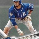 Alcides Escobar 2017 Topps #338 Kansas City Royals Baseball Card