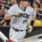 Paul Goldschmidt 2017 Topps #44 Arizona Diamondbacks Baseball Card