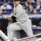 Brian McCann 2017 Topps #48 New York Yankees Baseball Card