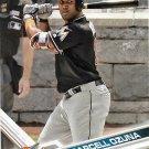 Marcell Ozuna 2017 Topps #23 Miami Marlins Baseball Card