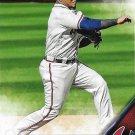 Erick Aybar 2016 Topps Update #US11 Atlanta Braves Baseball Card