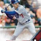 Alex Guerrero 2016 Topps #279 Los Angeles Dodgers Baseball Card