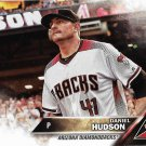 Daniel Hudson 2016 Topps Update #US60 Arizona Diamondbacks Baseball Card