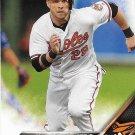 Steve Pearce 2016 Topps Update #US64 Baltimore Orioles Baseball Card