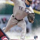 Tony Barnette 2016 Topps Update Rookie #US135 Texas Rangers Baseball Card